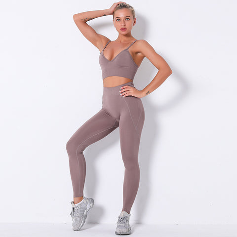 Asana Seamless Yoga Set