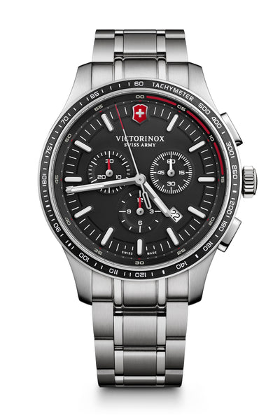 Alliance Sport Chronograph Black Dail