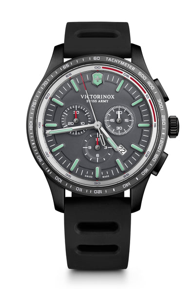 Alliance Sport Chronograph Black PVD