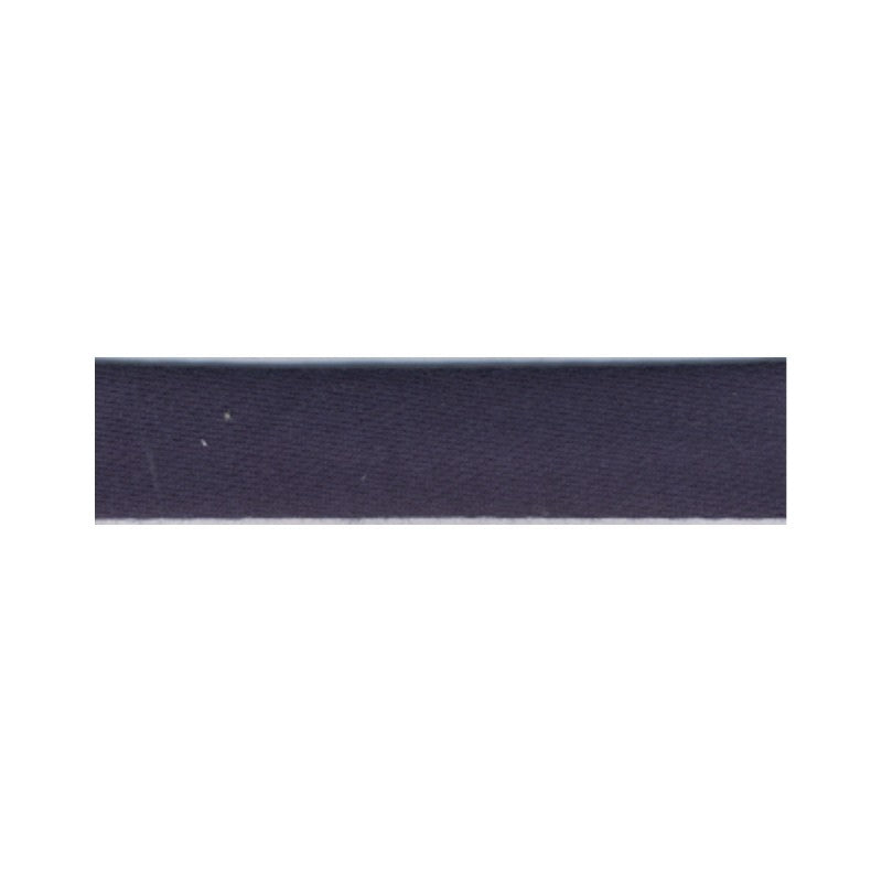 Cotton Stretch Jersey Binding 18mm - Navy