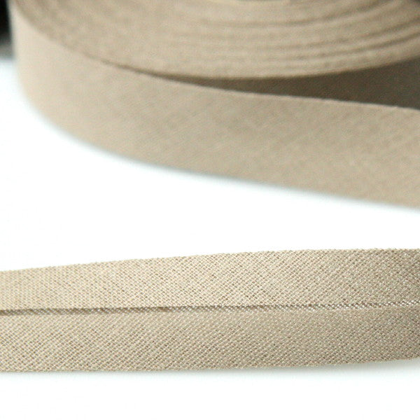 Prym Cotton Bias Binding 20mm - 214 Beige