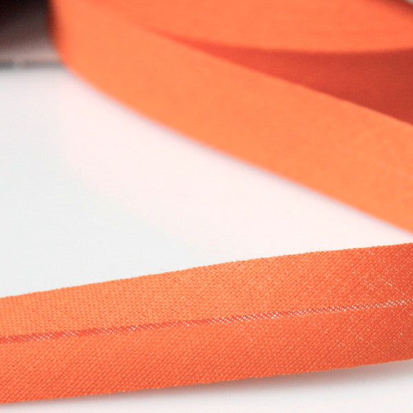 Prym Cotton Bias Binding 20mm - 230 Orange