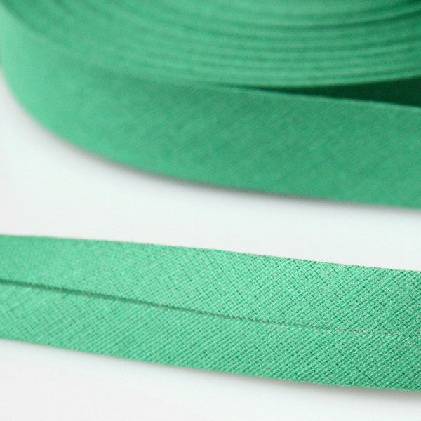 Prym Cotton Bias Binding 20mm - 242 Grass Green