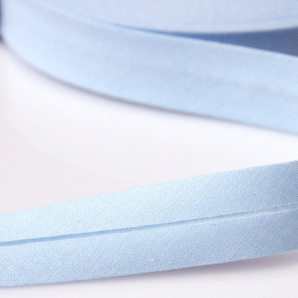 Prym Cotton Bias Binding 20mm - 252 Pale Blue