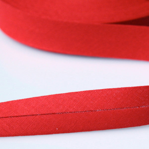 Prym Cotton Bias Binding 20mm - 271 Red