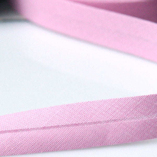 Prym Cotton Bias Binding 20mm - 281 Pale Pink