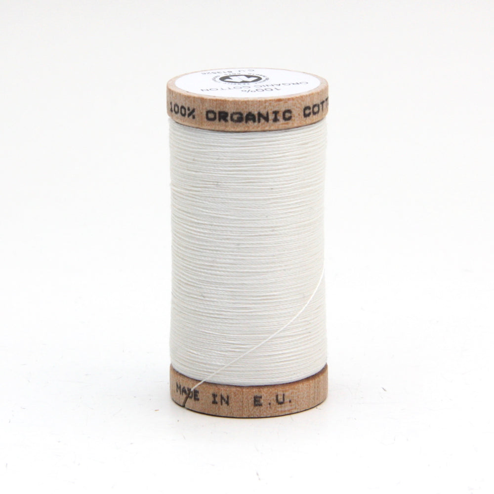 Organic Thread - 275m - 4801 - Natural