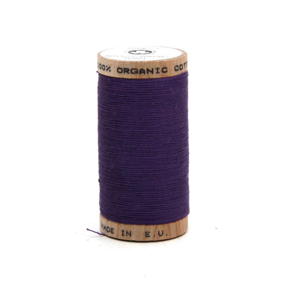 Organic Thread - 275m - 4813 - Amethyst