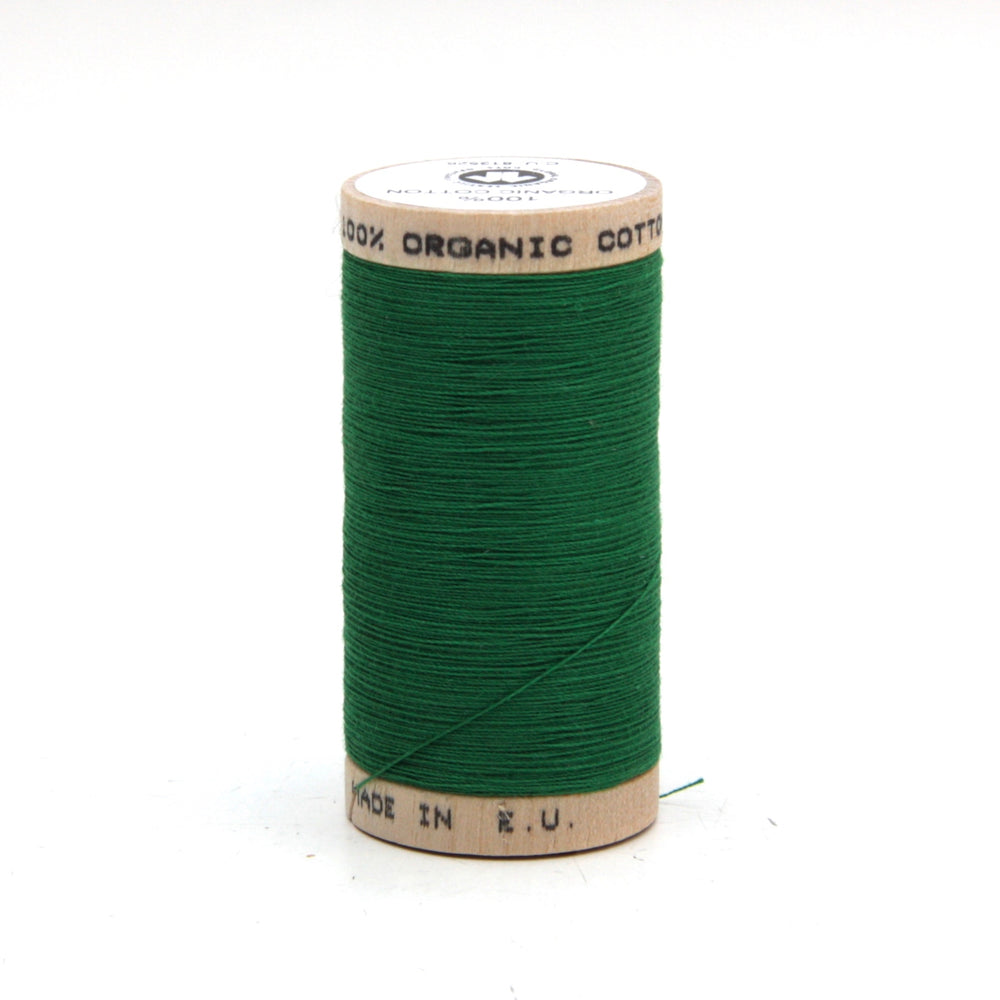 Organic Thread - 275m - 4821 - Emerald