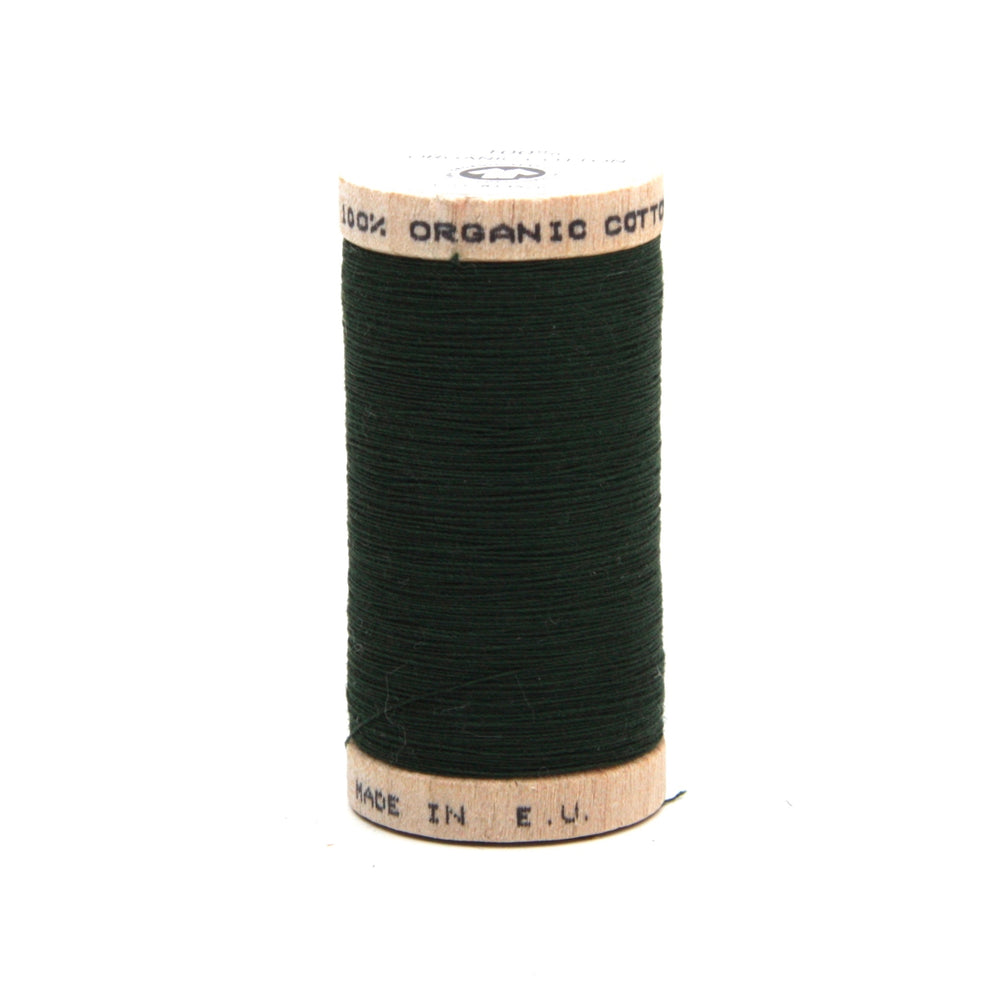 Organic Thread - 275m - 4822 - Dark Green