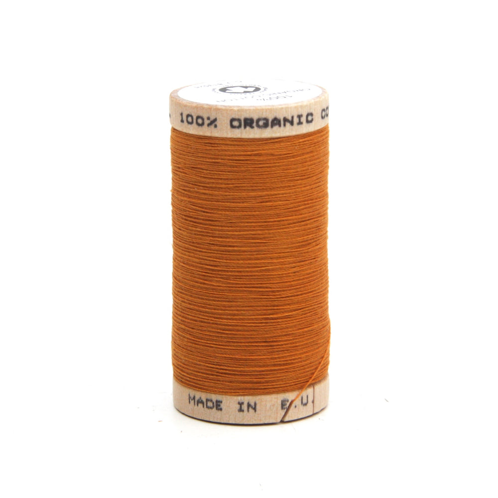 Organic Thread - 275m - 4826 - Gold