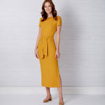 New Look 6650 - Knit Dress