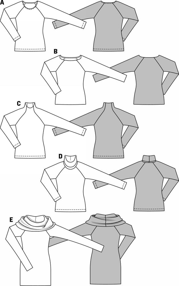 Introduction to Sewing Stretch Jersey Tops & Trousers - 4 Weekly Sessions