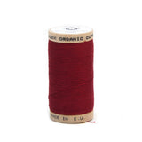 Organic Thread - 275m - 4806 - Burgundy