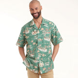 Simplicity Men's 9157 - Shirt with Sleeve Variations