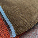 Ray Stitch Herringbone Linen - Brooke