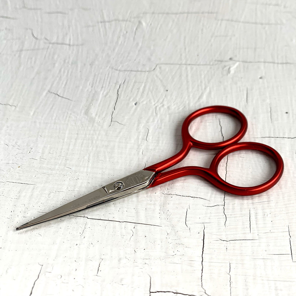 Soft Touch Embroidery Scissors 9cm