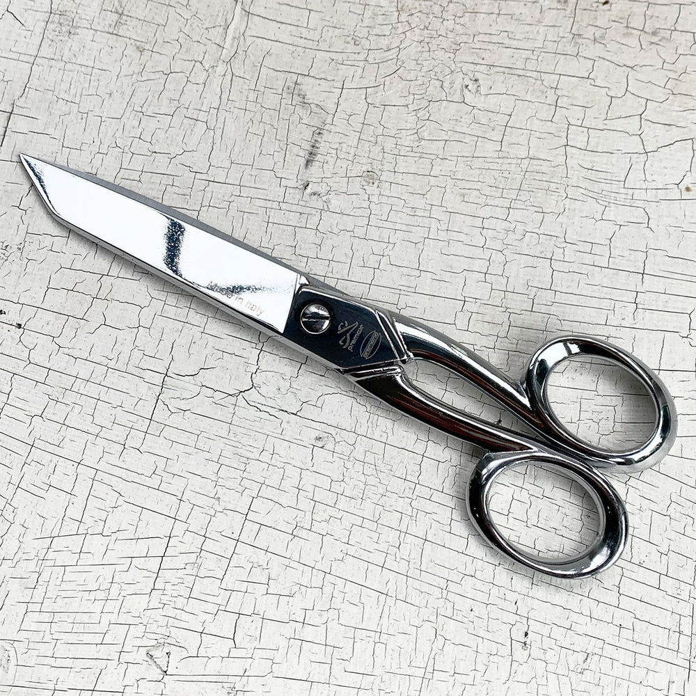 Premax Chrome Plated Dressmakers Scissors 18cm