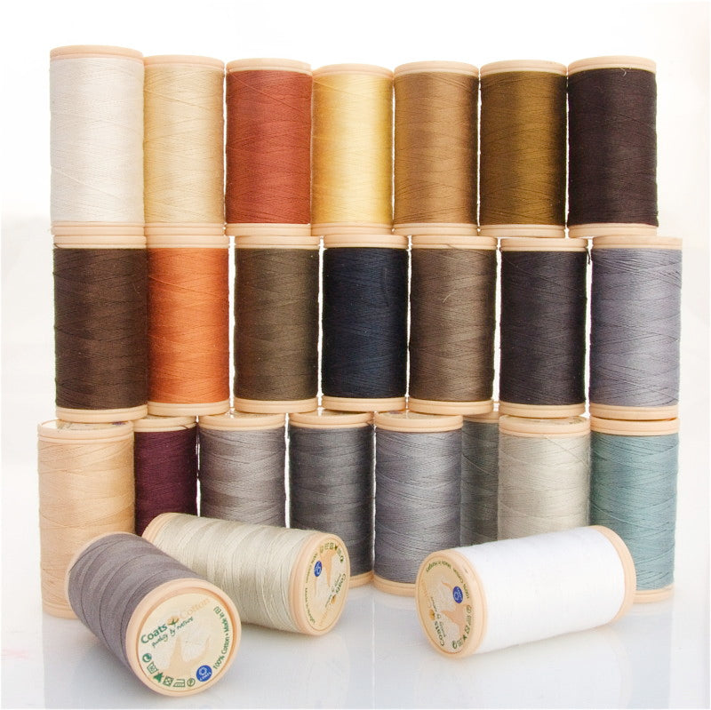 Match My Thread - Coats Cotton Thread - 100m