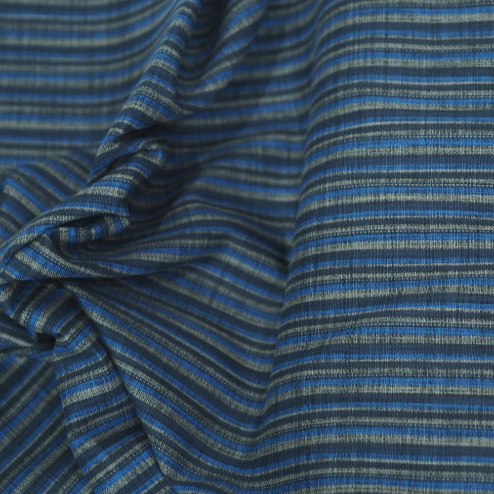 Sevenberry Nara Homespun - Blue