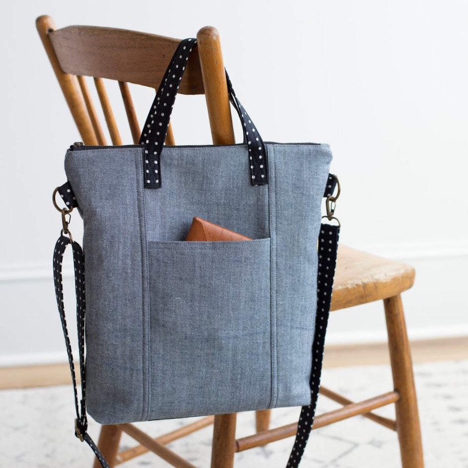The Redwood Tote Bag - Noodlehead
