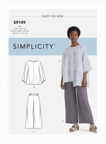 Simplicity 9149 - Top and Trousers
