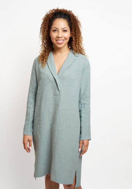 Grainline Studio - Augusta Shirt and Dress