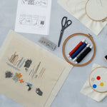 Hand Embroidery with Richard McVetis