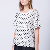 Named Clothing - Anneli Double-Front Jersey Dress & T-Shirt <p><b>LAST CHANCE</b></p>