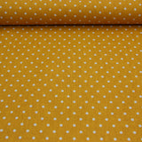 Anton Upholstery Weight Cotton - Gold Spot