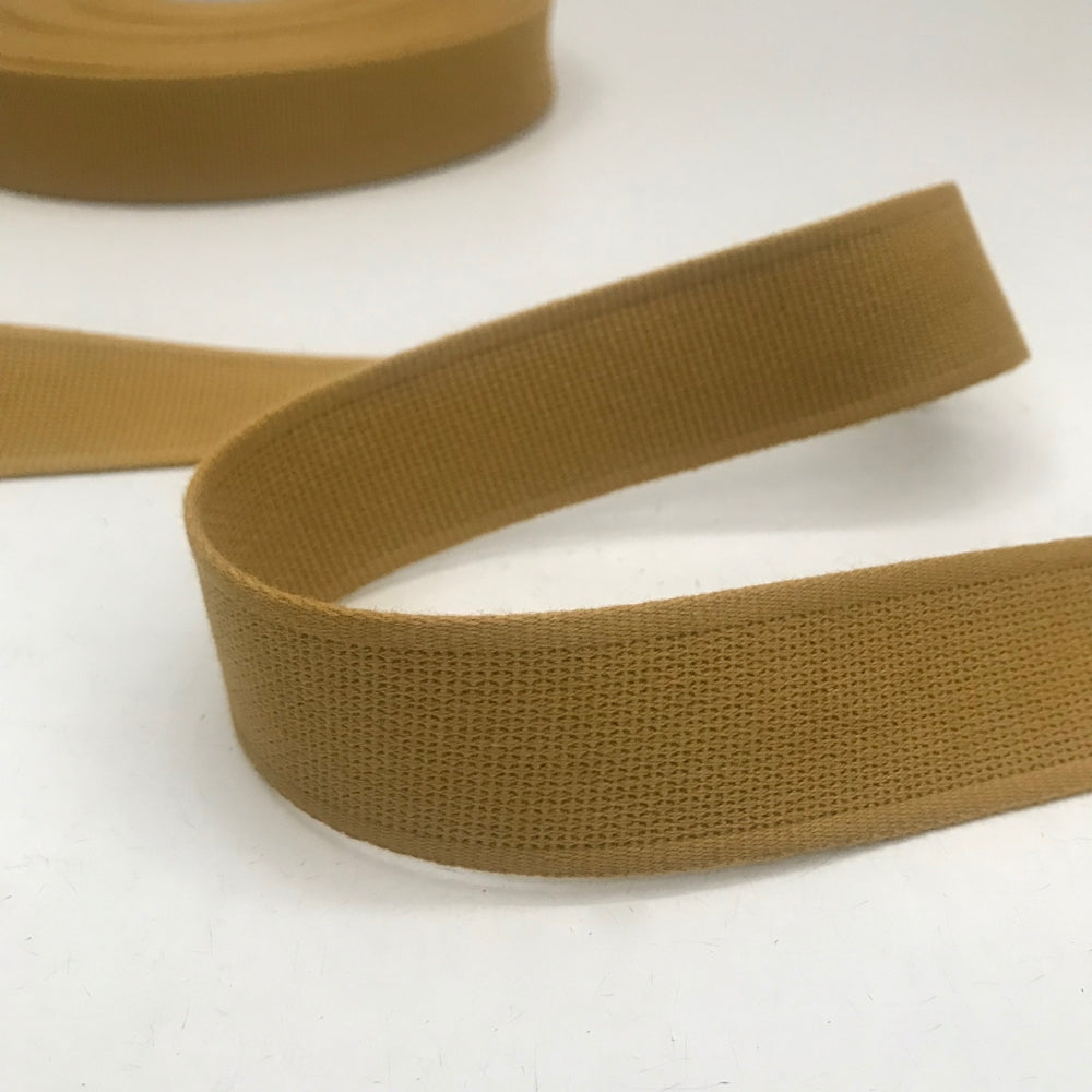 Cotton Strap Webbing 28mm - Arrowood