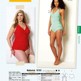 Butterick 6360 - Lisette Tankini & Swimsuit Set