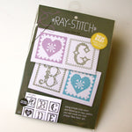 Ray Stitch 'New Baby' Cross Stitch Sampler Kit