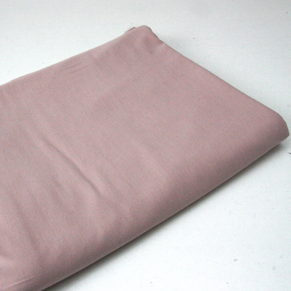 Bamboo Stretch Knit - Dusty Pink
