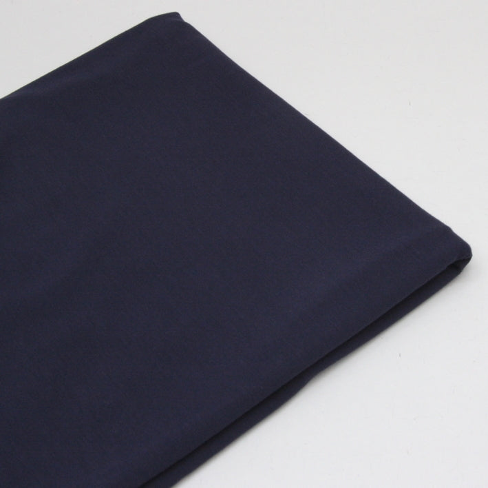 Bamboo Stretch Knit - Night Blue