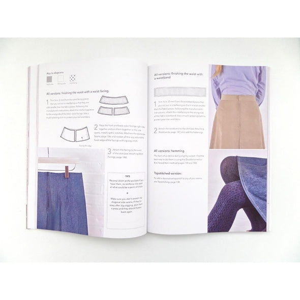 The Beginner's Guide To Making Skirts - Wendy Ward
