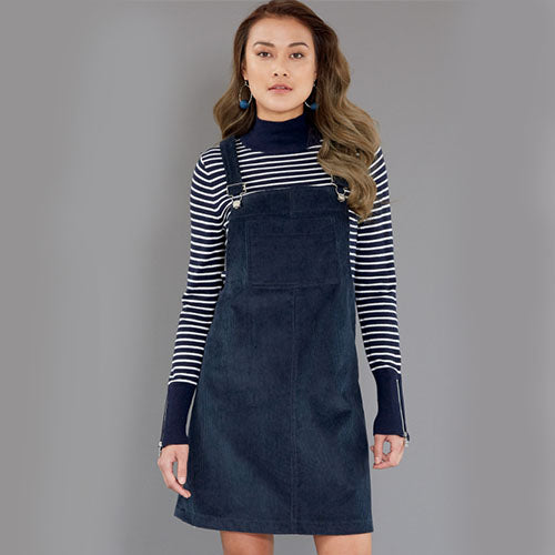McCall's 7831 - Pinafore Dress