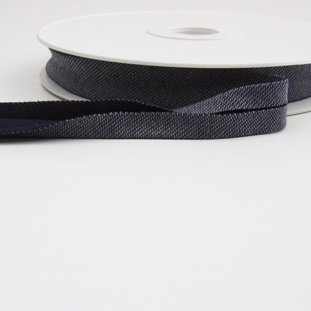 Jersey Binding 20mm - Light Denim