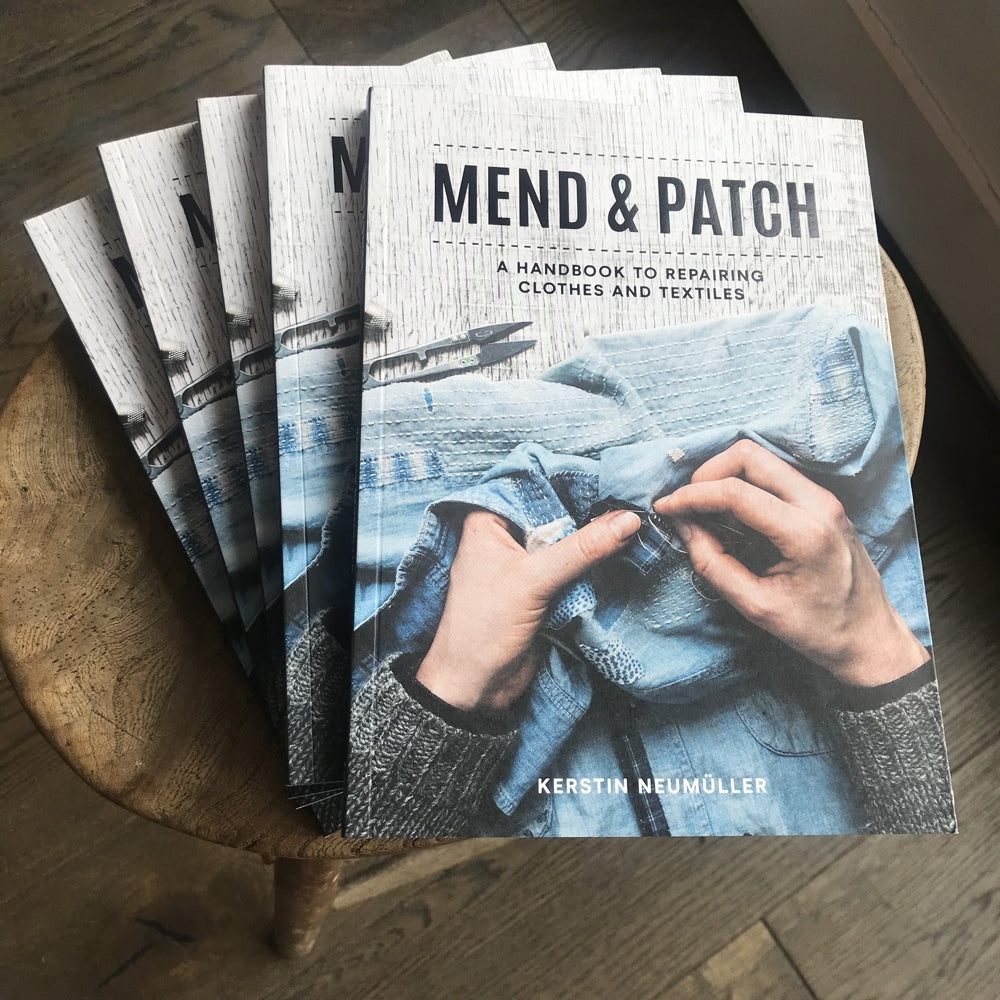 Mend & Patch - Handbook to Repairing Clothes and Textiles