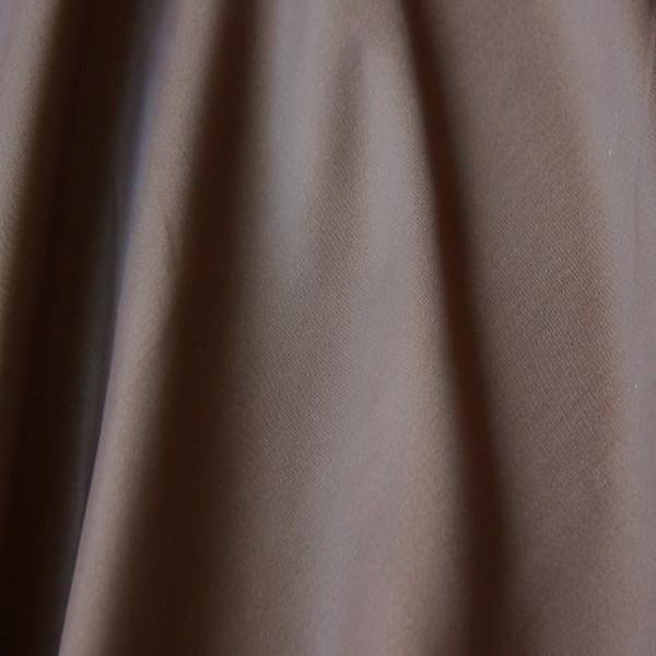 Anti-Static Dress Lining - Brown