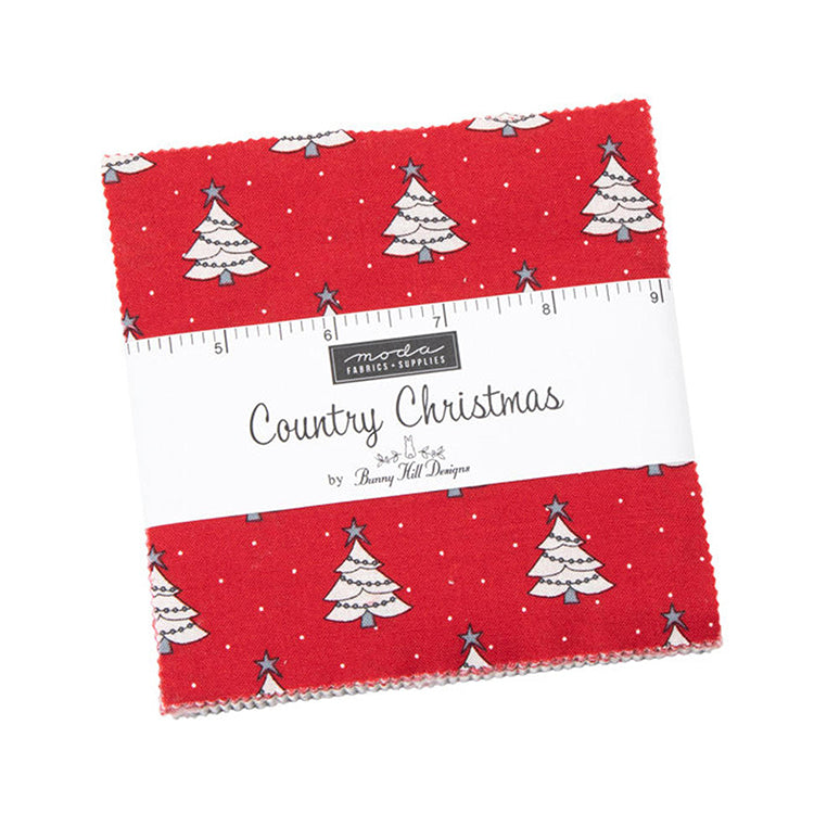Country Christmas - Charm Pack