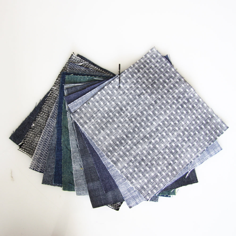 Chambray - Swatches