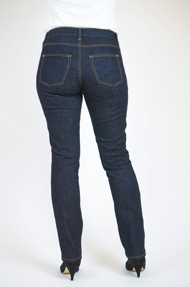 Closet Core Patterns - Ginger Skinny Jeans