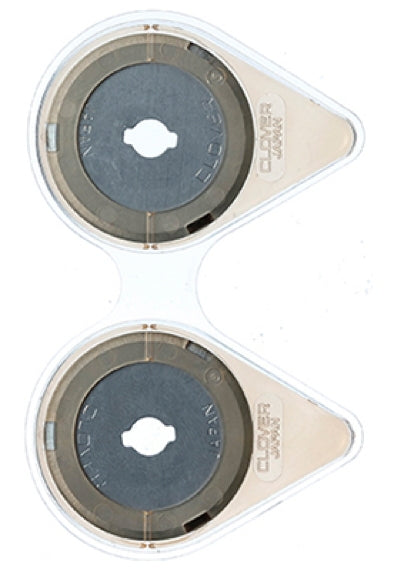 Clover 7514 - Replacement Rotary Cutter Blades 28mm