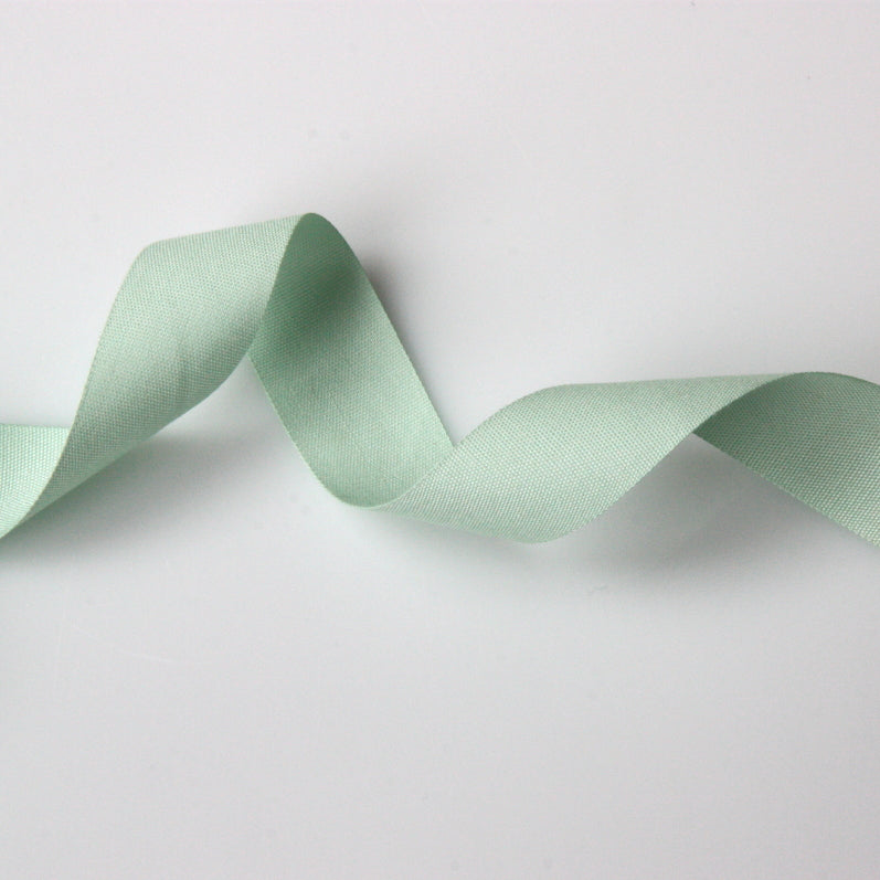 Coloured Cotton Tape - Peppermint