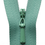 Concealed Zip - Dark Mint 004