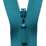 Concealed Zip - Kingfisher 037