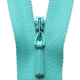 Concealed Zip - Sea Green 385