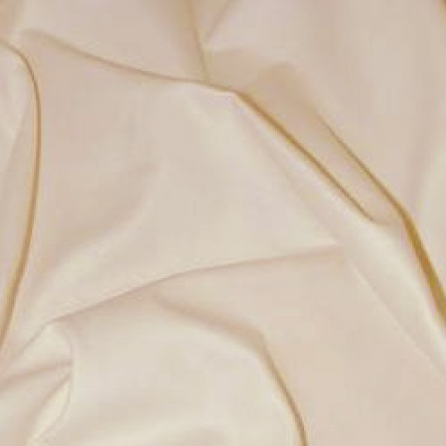 Cotton Sateen Curtain Lining - Cream