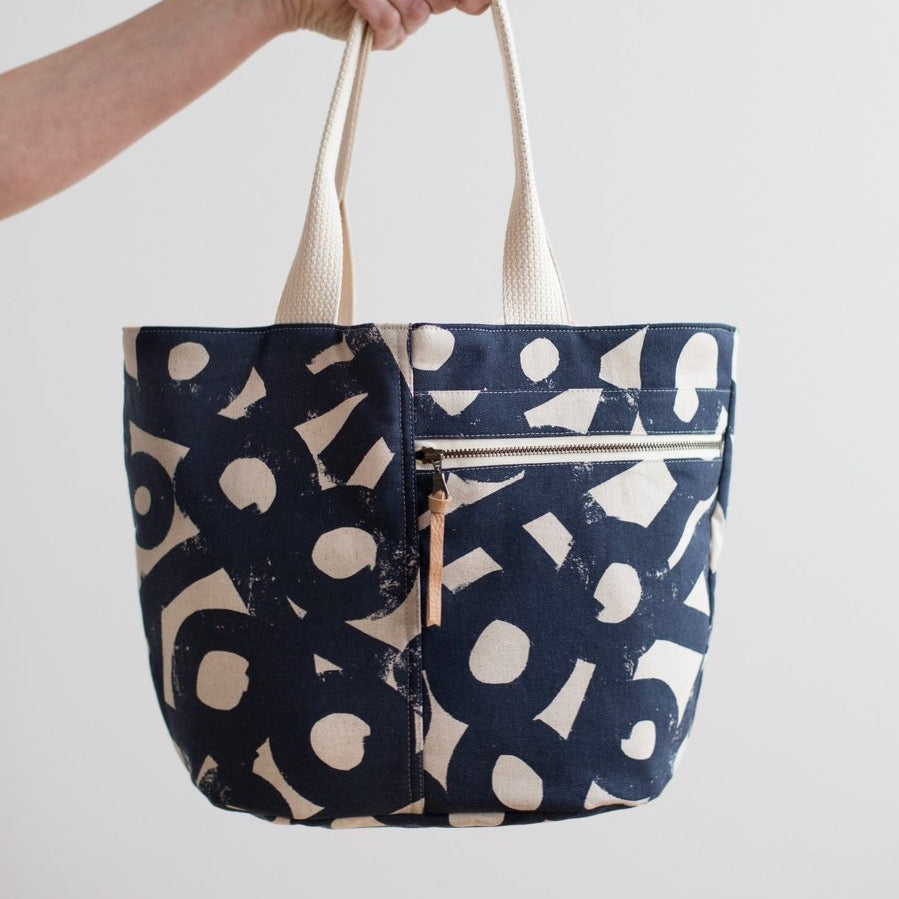 The Crescent Tote Bag - Noodlehead